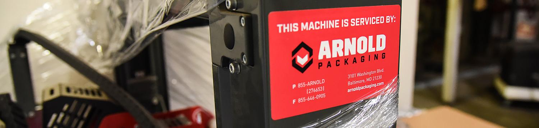 Arnold Packaging - Service & Repair