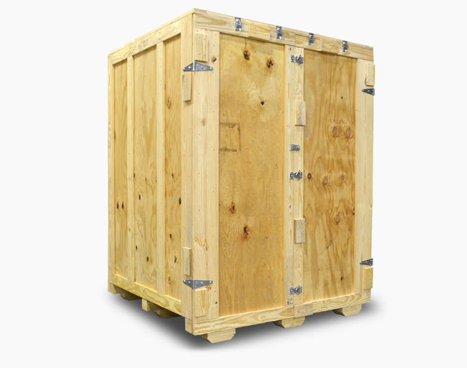 Arnold Packaging | The Container Products & Services - Wood Container