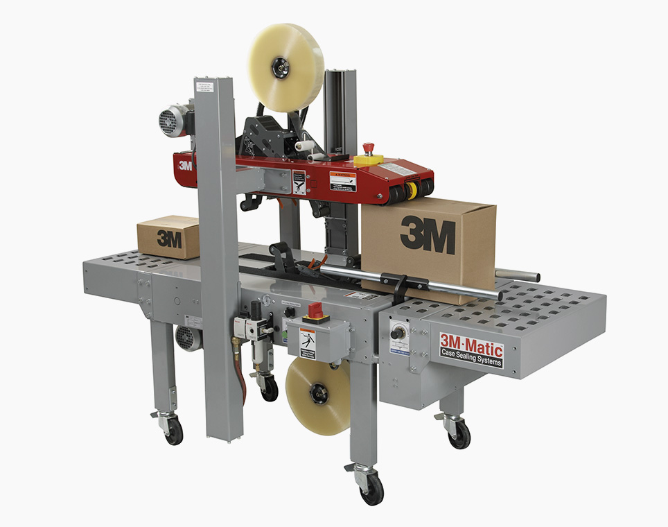 Arnold Packaging | Automation Products & Services - Case sealers