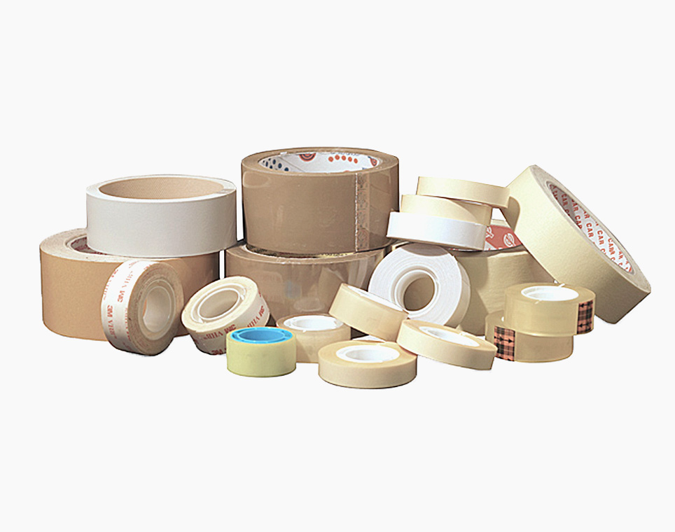 Arnold Packaging | Outside the Container Products & Services - Pressure sensitive tape