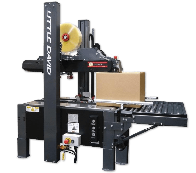 Arnold Packaging | Automation Products & Services - Little David