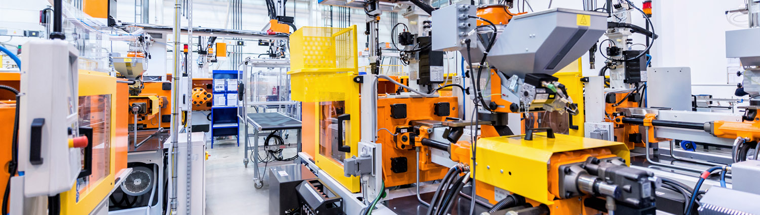 Automated Injection Moulding Machines